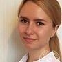 Медведева Милана Олеговна косметолог, Санкт-Петербург