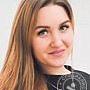 Маначина Анна Евгеньевна парикмахер, мастер наращивания волос, Москва