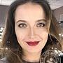 Велижанина Ксения Александровна мастер макияжа, визажист, Москва