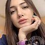 Зубкова Милана Александровна бровист, броу-стилист, Москва