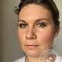 Жителева Екатерина Николаевна бровист, броу-стилист, мастер макияжа, визажист, мастер по наращиванию ресниц, лешмейкер, Москва