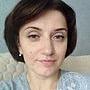 Степанова Ольга Михайловна бровист, броу-стилист, Москва