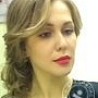 Мастер окрашивания волос Сазанова Елизавета Валерьевна