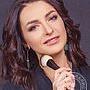 Аветисова Дарья Михайловна мастер макияжа, визажист, свадебный стилист, стилист, Санкт-Петербург