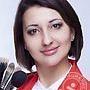 Мастер по наращиванию ресниц Данилова Дарья Александровна