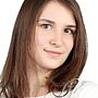 Мастер по наращиванию ресниц Жиганова Инна Андреевна