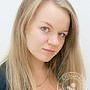 Алексеева Полина Сергеевна мастер макияжа, визажист, свадебный стилист, стилист, Санкт-Петербург