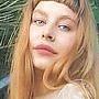 Белова Анна Сергеевна мастер макияжа, визажист, Москва