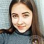 Мастер по наращиванию ресниц Носова Марина Викторовна