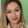 Новикова Анастасия Петровна косметолог, Москва