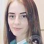 Косметолог Федякина Юлия Александровна
