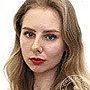 Скоркина Анастасия Константиновна мастер макияжа, визажист, свадебный стилист, стилист, Москва