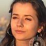 Ветчинина Александра Дмитриевна мастер эпиляции, косметолог, Москва