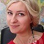 Мастер по наращиванию ресниц Якушева Ирина Владимировна