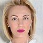 Войнова Евгения Викторовна мастер макияжа, визажист, свадебный стилист, стилист, Москва