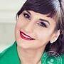 Абдуллаева Лейла Натиговна бровист, броу-стилист, мастер макияжа, визажист, Санкт-Петербург