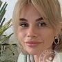Султанова Анастасия Павловна бровист, броу-стилист, мастер макияжа, визажист, свадебный стилист, стилист, Москва