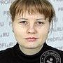 Мастер по наращиванию ногтей Мухортова Ольга Сергеевна