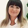 Почкалова Светлана Евгеньевна косметолог, Москва