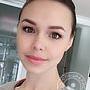 Алексеева Анна Олеговна бровист, броу-стилист, мастер татуажа, косметолог, Санкт-Петербург
