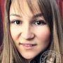 Мастер по наращиванию ресниц Юминова Елена Андреевна