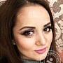 Раджабова Кристина Курбановна мастер макияжа, визажист, Санкт-Петербург