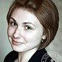 Мастер по наращиванию ногтей Мельник Марина Евгеньевна