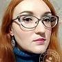 Мастер макияжа Колчанова Александра Юрьевна