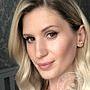 Кургенис Ксения Георгиевна мастер макияжа, визажист, свадебный стилист, стилист, Санкт-Петербург