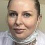 Лозинская Наталья Георгиевна бровист, броу-стилист, мастер макияжа, визажист, Москва